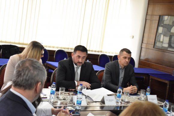 Ministar Ramić: Niži nivoi vlasti moraju ubrzati dinamiku preuzetih obaveza na provođenju Projekta CEB II